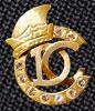 Abzeichen-Diplom-Corps